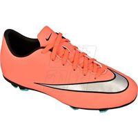 Buty piłkarskie Nike Mercurial Victory V FG Jr 651634-803