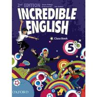 Incredible English 5 Second Edition Podręcznik (9780194442329)
