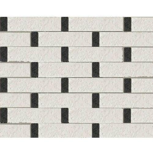 PALACE LIVING GOLD Listoni White/Black 39,4 x 39,4 (G-55) ze sklepu 7i9.pl Wszystko  Dla Domu