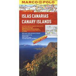 Wyspy Kanaryjskie. Mapa Marco Polo W Skali 1:150 000 (praca zbiorowa)