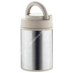 Termos na żywność ze stali nierdzewnej - pojemność 1 litr |  constant - odcienie szarości wyprodukowany przez Tescoma