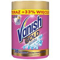 940g gold odplamiacz do tkanin w proszku marki Vanish