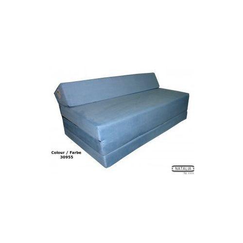 Sofa niebieska - produkt dostępny w Natalia sp. z o.o.