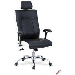 Fotel gabinetowy obrotowy HALMAR COMET, Halmar