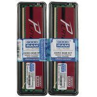 GOODRAM DDR3 PLAY 8GB PC1600 2x4GB RED CL9 512x8- PRODUKT W MAGAZYNIE! EKSPRESOWA WYSYŁKA! (5908267906637)