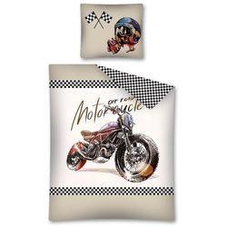 Pościel Motocykl 160x200 cm