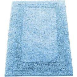Cawo Dywanik łazienkowy 60 x 60 cm błękitny