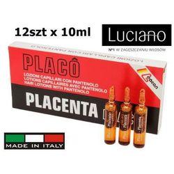Placenta Placo z Pantenolem - kuracja przeciw wypadaniu