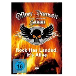 Dawson, Oliver - Rock Has Landed, It's Alive