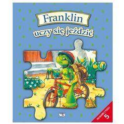 FRANKLIN UCZY SIĘ JEŹDZIĆ - Paulette Bourgeois, rok wydania (1997)