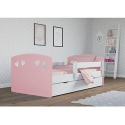 Łóżko dziecięce Kocot-Meble JULIA pudrowy róż, różne wymiary, Negocjuj cenę, K-JULIA