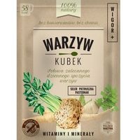 Warzyw Kubek Seler/Pietruszka/Pasternak - WIGOR saszetka 16g.