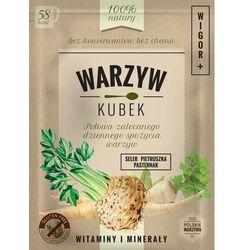 Warzyw Kubek Seler/Pietruszka/Pasternak - WIGOR saszetka 16g. z kategorii Warzywa i owoce