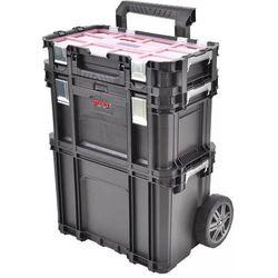 Hecht czechy Hecht 2095 skrzynia walizka na narzędzia narzędziowa skrzynka organizer warsztatowy na kółkac