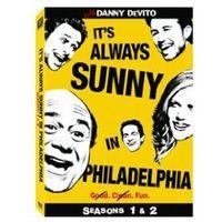 U nas w Filadelfii - sezon 1 i 2 (DVD) - Rob McElhenney