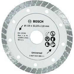 Tarcza diamentowa TS Turbo Bosch, 115 mm - produkt dostępny w Conrad.pl