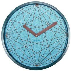 Zegar ścienny Calmest geometryczny, 3199