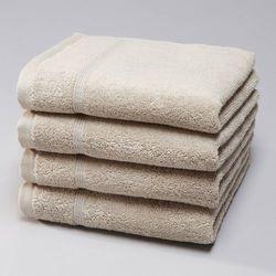 Ręczniki frotté dla gości 600 g/m² (4 szt.), Qualité Best z kategorii ręczniki