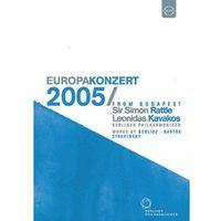 Europakonzert 2005 From Budapest (DVD) - Simon Rattle, Berliner Philharmoniker