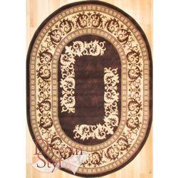 Dywan Europa Teheran brązowy 160x220 prostokąt