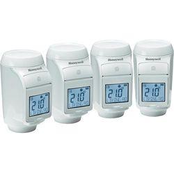 Głowica termostatyczna- Zestaw Honeywell evohome THR0924HRT, biały (zawór i głowica ogrzewania)