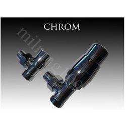 Zestaw zaworów grzejnikowych termostatycznych ROYAL kątowy CHROM - oferta (055cd8a26f93d3bd)