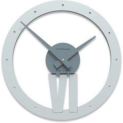 Zegar ścienny Xavier CalleaDesign niebieski, kolor niebieski