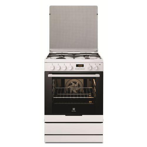 EKK6450A marki Electrolux z kategorii: kuchnie gazowo-elektryczne
