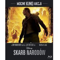 Skarb narodów (Blu-Ray) - Jon Turteltaub z kategorii Filmy przygodowe