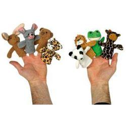 Zestaw pacynek na palec - dla dzieci (pacynka, kukiełka)