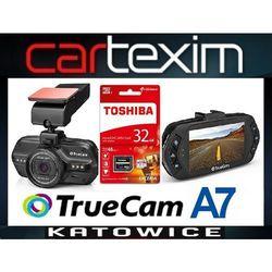 A7 marki Truecam - rejestrator samochodowy