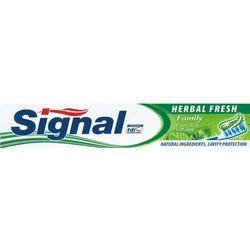Signal Family Herbal Fresh pasta do zębów 100 ml (pasta do zębów)