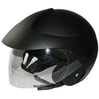 Kask motocyklowy MOTORQ Torq-o3 otwarty czarny mat (rozmiar XS) + DARMOWY TRANSPORT! (5908277319540)