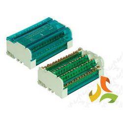 Blok rozdzielczy, listwa zaciskowa 4x15,125A/500V E.4088 - sprawdź w MEZOKO.COM