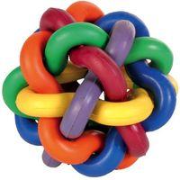 Trixie Piłka węzełkowa z gumy dla psa śr. 7cm nr kat. 32621