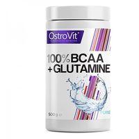 OSTROVIT BCAA + Glutamine - 500g - Lemon (5902232611854)