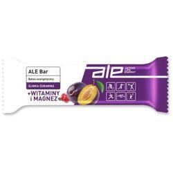 ALE Bar Śliwka-Żurawina - baton energetyczny z witaminami i magnezem, kup u jednego z partnerów