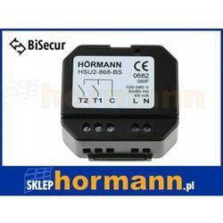 Hormann Nadajnik podtynkowy 2-kanałowy hsu 2 bs zasilanie 230 v