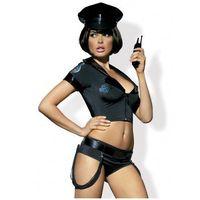 Obsessive Police set kostium 6-cz