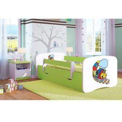 Łóżko dziecięce Kocot-Meble BABYDREAMS LOKOMOTYWA Kolory Negocjuj Cenę, Kocot-Meble