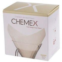 Chemex białe filtry kwadratowe papierowe - 6, 8, 10 filiżanek