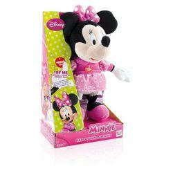 Disney, Myszka Minnie, zabawka interaktywna (maskotka interaktywna) od Smyk