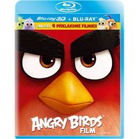 Angry Birds Film 3D (2BD)