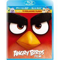 Angry Birds Film 3D (Blu-Ray) - Clay Kaytis, Fergal Reilly (5903570072253)