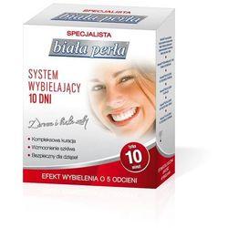 Biała perła system wybielający 10 dni, produkt z kategorii- Środki do wybielania zębów