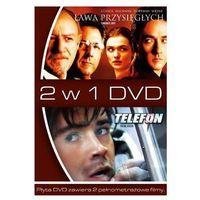 2 w 1 Ława przysięgłych / Telefon (DVD) - Gary Fleder, Joel Schumacher (5903570148576)