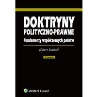 Doktryny polityczno-prawne - Wysyłka od 3,99 - porównuj ceny z wysyłką (Izdebski Hubert)