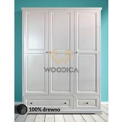 Szafa parma 07 [3d+2s] marki Woodica