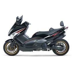 Zestaw naklejek PUIG do Yamaha T-Max 500 08-11 (białe) z kategorii Pozostałe akcesoria motocyklowe