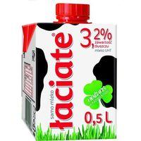 500ml mleko 3,2% marki Łaciate